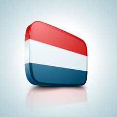 Netherlands button