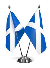 Scotland - Miniature Flags.