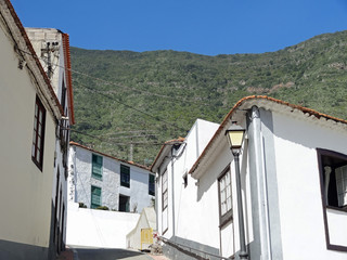 Ile de la Gomera, Les Canaries