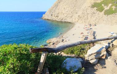 Micro Aselinos Beach (Skiathos, Greece)