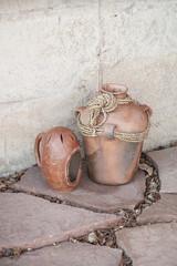 Rustic Terracotta Clay Pots
