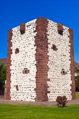 Tower Torre del conde in San Sebastian - La Gomera Island - Cana