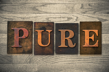 Pure Wooden Letterpress Theme