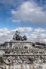 Fontana di Gefion - Copenaghen