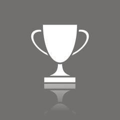 Icono trofeo copa FO reflejo
