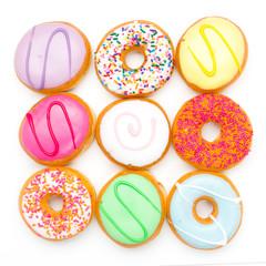 hintergrund - donut party