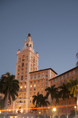 Hotel Biltmore icono de la arquitectura de Coral Gables