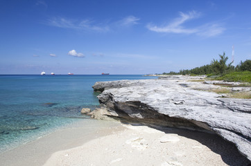 Grand Bahama Island Shore