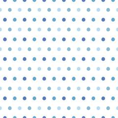 Seamless pattern of dots