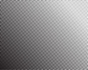 halftone dotted background