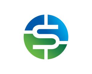 S Letter Mark