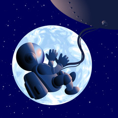 Fetus the universe