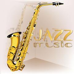 saxophone Jazz music