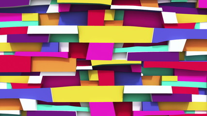 Abstract vivid colorful background