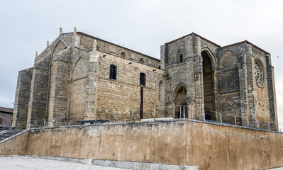 Church of Santa Maria in Villalcazar de Sirga, Palencia