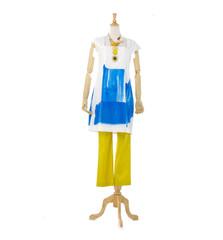 Full length female clothing on mannequin