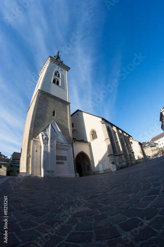 Stadtpfarrkirche St. Jakob - Villach