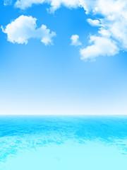 海 空 背景