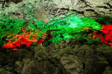 Кунгурская ледяная пещера, Урал, Россия