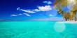 art Untouched tropical beach