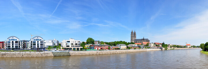 Magdeburg - Landeshauptstadt von Sachsen-Anhalt