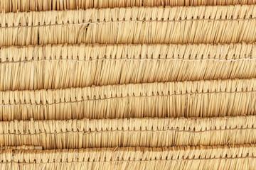 thatch roof patten