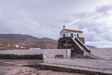 Church in Andros