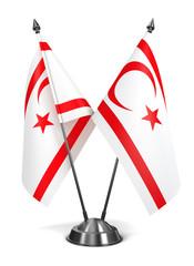 Turkish Republic Northern Cyprus - Miniature Flags.