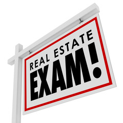 Real Estate Exam Test Agent License Study Pass Final Home Sale S