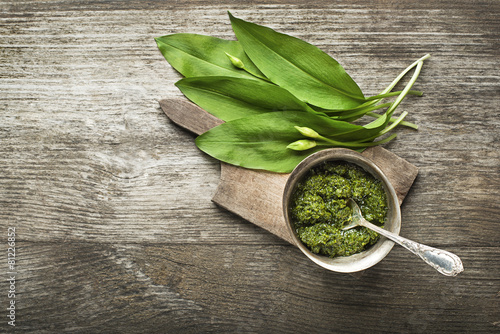 Wild garlic - 81226852