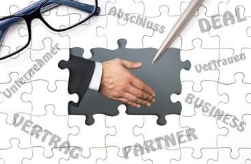 Handshake - Konzept