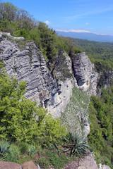 Орлинные скалы, или скалы Прометея
