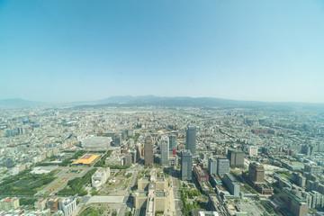 台北イメージ 空撮