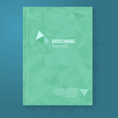 Low Poly Brochure / Report Template