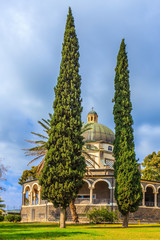 Church Mount Beatitudes.