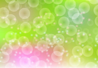 Abstract blur color light background. Spring season