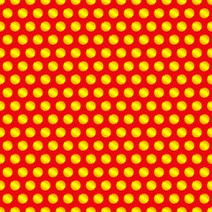 Dotted, Pop Art Background, Pop Art Pattern. Symbolic Background