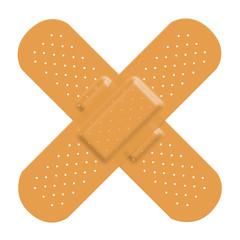 Band-aid Bandage Cross