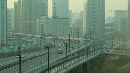 Chinese Highway traffic 3