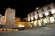 Ayuntamiento y Torre de la Hierba, Cáceres, España