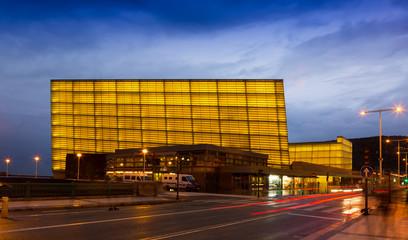 Kursaal Congress Centre and Auditorium