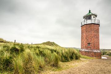 Leuchtturm in Kampen auf Sylt