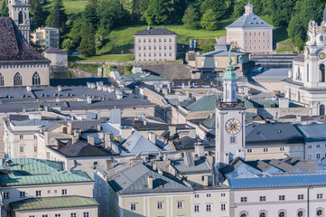 Old City Hall (Altes Rathaus) at Salzburg, Austria