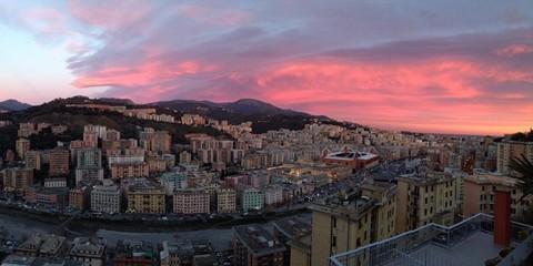 Veduta di Genova