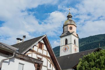 Cistercian Stams Abbey in Imst, Austria