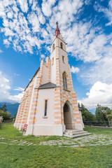 Mariahilf church in Motz, Austria
