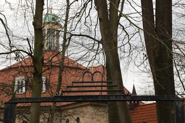 Ein Kloster in Osnabrück