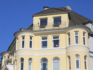 Jugenstil-Stadthaus