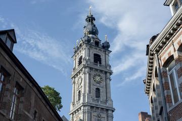 The Belfry of Mons, Belgium