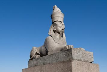 Granite sphinx